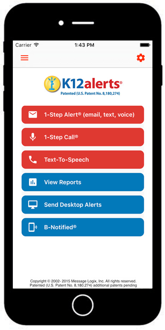 Emergency Notification System K12 Alerts For Schools